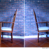Up Against a Wall: The Chairs